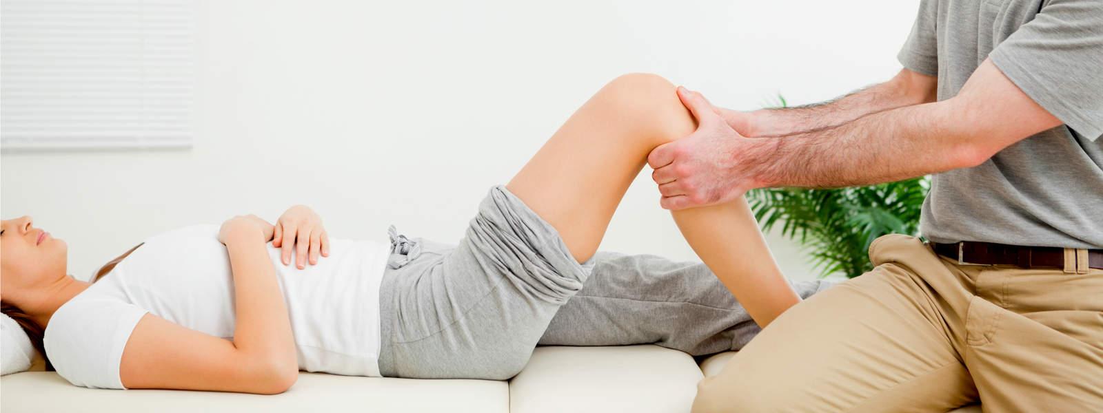 Knee Pain Doreen