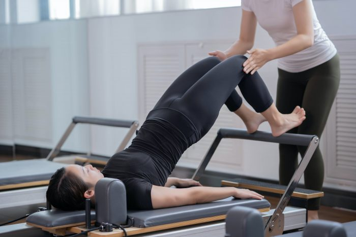 Difference between yoga and clinical pilates